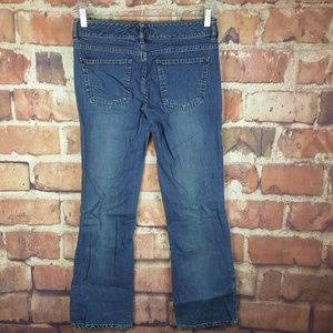 Banana Republic Womens Boot Cut Jeans Size 8